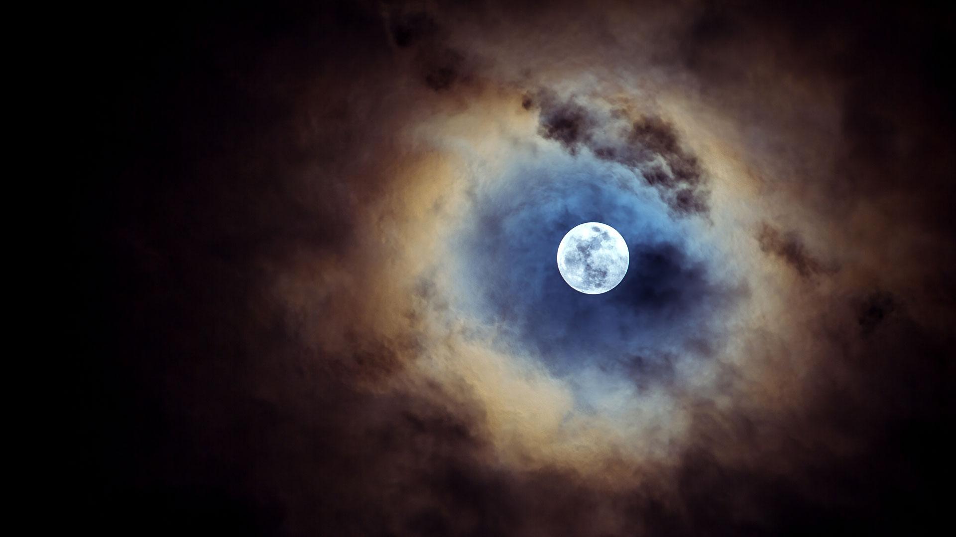 De Luna Llena Related Keywords & Suggestions - Imagenes De Luna ...
