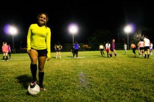 La disciplina deportiva es parte de sus vidas. Foto: Walac Noticias / César Enriquez