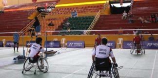 La selección nacional de Parabádminton también se encuentra disputando el I Abierto de Piura