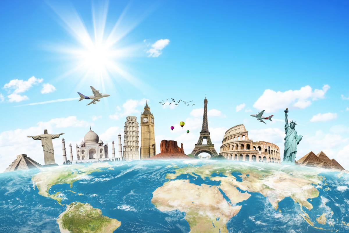 Viajar Por Todo El Mundo Viajar Por Todo El Mundo Dibujo A: Nueva 'app' Facilita La Vida A Los Que Quieres Viajar Por