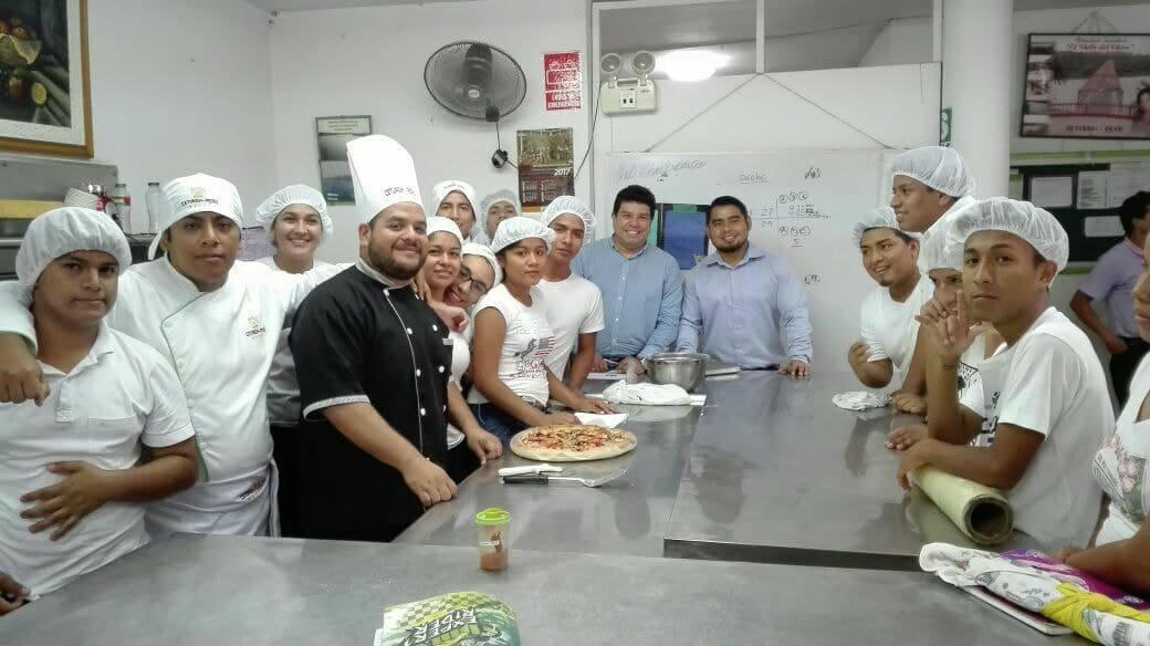Ceturgh y la municipalidad de sullana brindar n talleres for Cocina y reposteria