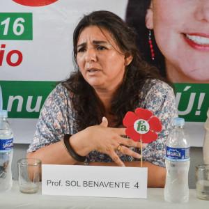 Prof. Sol Benavente Peña