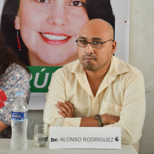 Dr. Edgar Rodríguez Zanabria. Foto: Walac / Isabel Palomino