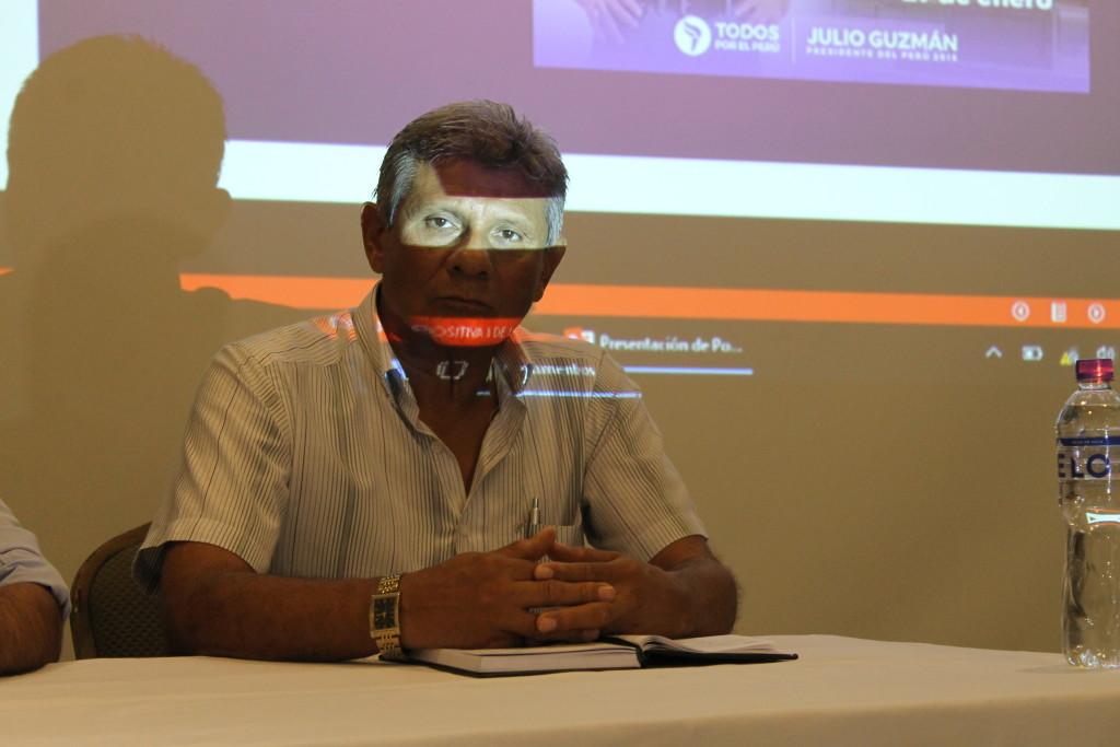 Felix Murazzo indicó que han diseñado 35 proyectosn para combatir el crimen en Piura
