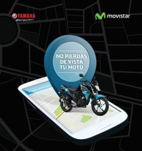 Geolocalización para seguridad de las motos.