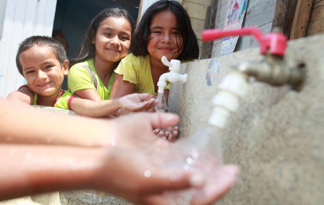 proyectos de saneamiento y agua potable