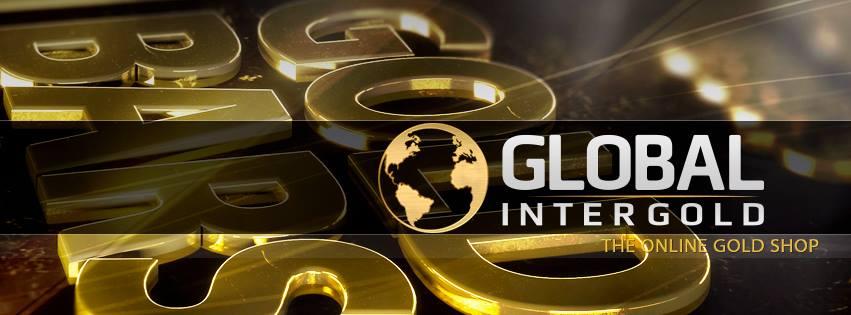Esta es la imagen de presentación de Global Intergold en Facebook.