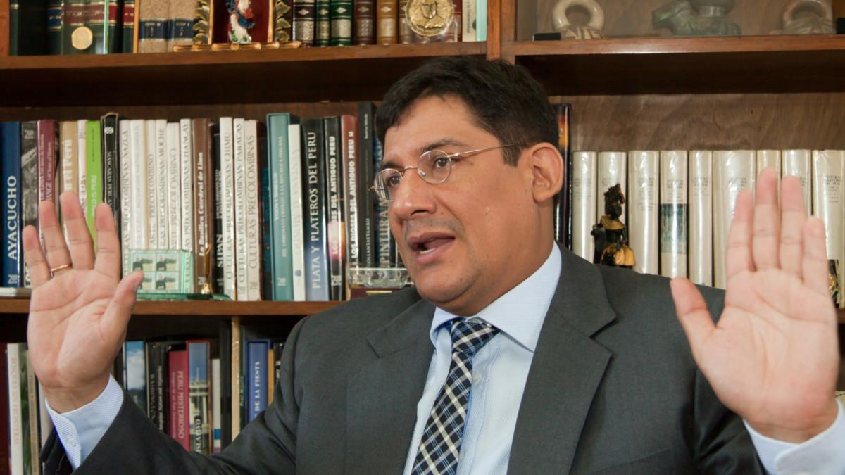 Percy García:
