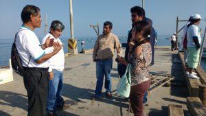 GOLPE A LA INFORMALIDAD  Pescadores de El Ñuro y Órganos obtendrán permisos de pesca.  FOTO NCI
