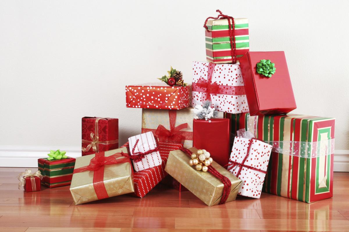 Ideas Para Envolver Los Regalos De Navidad - Ideas-para-navidad-regalos