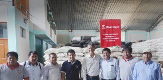 MISKI MAYO TRANSFIRIÓ MÁS DE 1.6 MILLONES DE SOLES A LA FUNDACIÓN COMUNAL SAN MARTÍN DE SECHURA