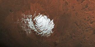 Marte-agua salada