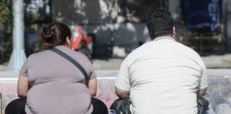 padecían de obesidad