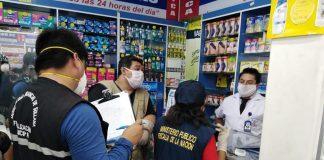Piden a Fiscalía intervenga para detener alza de medicinas