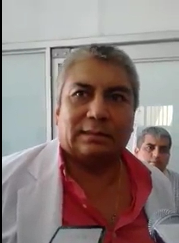 exdirector del Hospital Santa Rosa