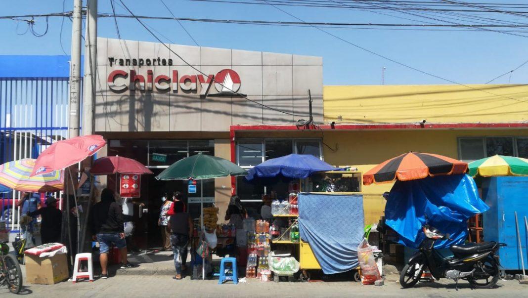 Pasajes a Chiclayo