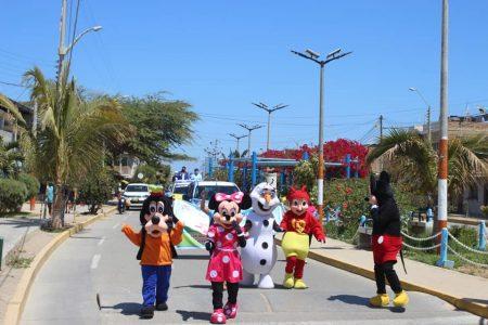 pasacalle, El Alto