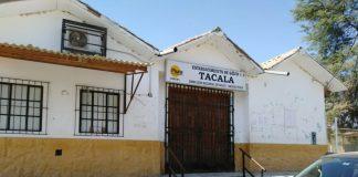 establecimiento de salud de Tacalá