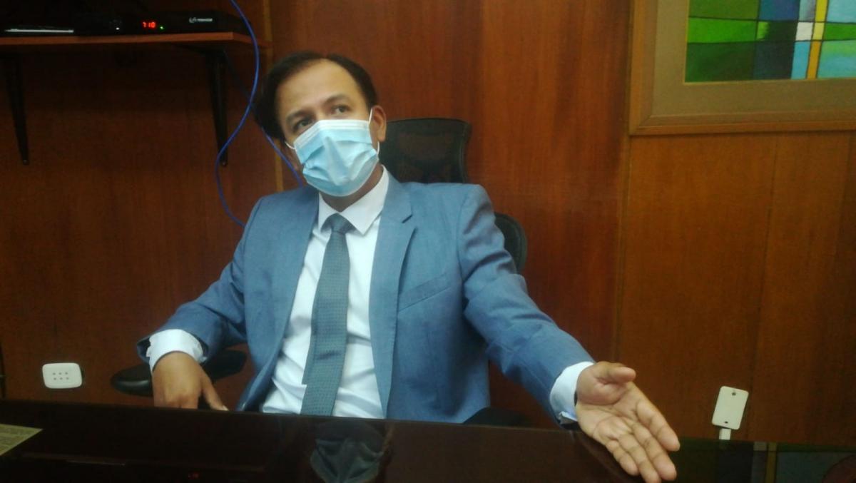 Alcalde de Piura