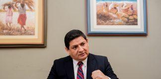 Javier Bereche es actual vicepresidente de la Cámara de Comercio y Producción y docente de la Universidad de Piura (1)