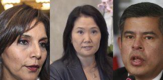 Elecciones 2021: Keiko Fujimori inscribe su precandidatura presidencial en Fuerza Popular