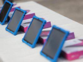 Entregan tablets a estudiantes de Tambogrande