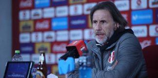 Ricardo Gareca, DT de la Selección Peruana