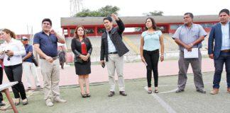 Representantes del IPD han visitado en reiteradas ocasiones el norte del país Foto. La República