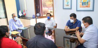 Alcalde de Paita gestiona la adquisición de 10 concentradores de oxígeno