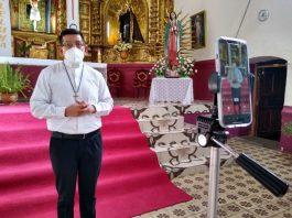 Sacerdote predica en TikTok y ya tiene más de 1.3 millones de seguidores