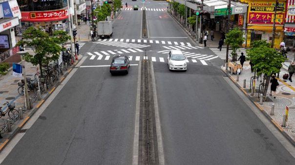 Japón prolongó estado de emergencia en Tokio a 8 días de los Juegos Olímpicos