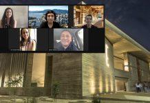 Egresados de Economía compartieron sus experiencias profesionales y universitarias con escolares