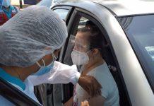 Personas con síndrome de Down reciben vacuna anticovid en Piura