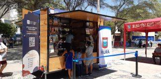 Piura es la primera región en contar con la bibliomóvil