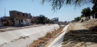Exigen conclusión de la remodelación del dren Sullana