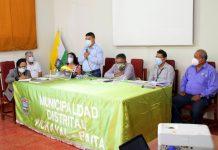 Alcalde de Paita pide revisar el 2% de utilidades que destinada el TPE al Fondo Social