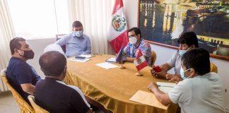 Alcalde de La Islilla se unirá a delegación para ir a Lima a pedir reactivación del proyecto de agua y alcantarillado