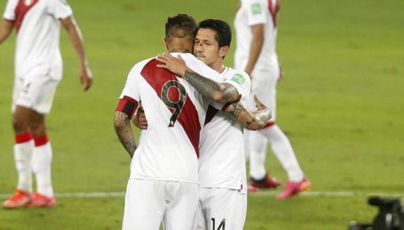 Paolo Guerrero le dio permiso a Lapadula para usar la 9 en Copa América