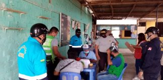 Intervienen 11 locales por infringir la Ley Seca en Tambogrande
