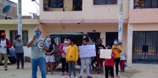 Vecinos denuncian falta de agua potable desde hace una semana