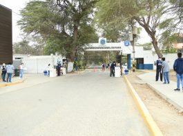 UNP utiliza control biométrico para evitar suplantaciones en examen de admisión