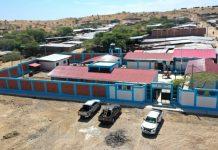 Inician proceso de recepción de obra para reconstruir colegio de Tambogrande