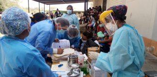 Solicitan voluntarios para proceso de vacunación en Piura