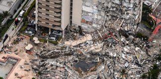 Número de fallecidos suben a 24 tras derrumbe de edificio en Miami