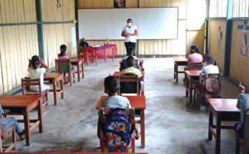 Diresa Piura respalda el reinicio de clases semipresenciales en zona rural