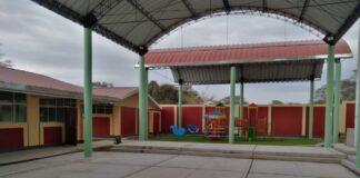 Concluyen construcción de colegio en Chulucanas