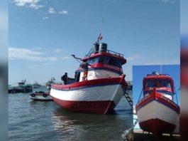 Realizan búsqueda vía aérea de seis pescadores desaparecidos en Bayóvar