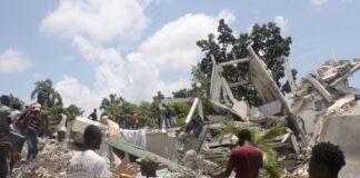 Búsqueda de sobrevivientes continúa en Haití tras sismo que dejó 304 muertos