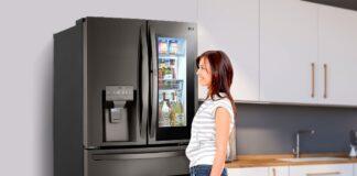 LG Instaview Door-In-Door con Craft Ice: una refrigeradora ideal para la vida moderna