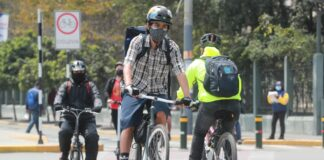 Conoce las multas que se aplicarán a los ciclistas desde el 3 de setiembre